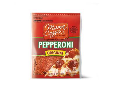 Mama Cozzi's Pizza Sliced Pepperoni