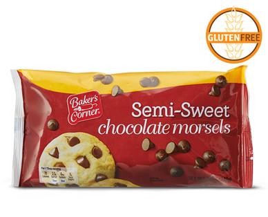 Baker's Corner Semi-Sweet Chocolate Morsels
