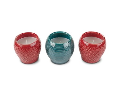 Gardenline 3 Pack Citronella Candles View 2
