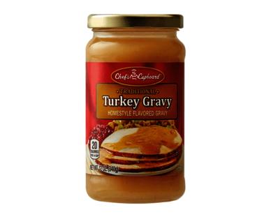 Chef's Cupboard Homestyle Turkey Gravy