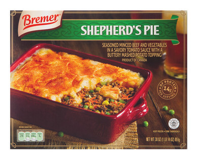 Bremer Shepherd's Pie