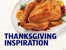 Thanksgiving inspiration. Learn more.