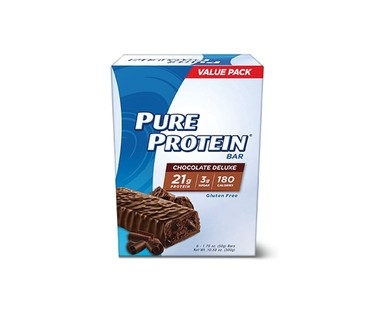Pure Protein Assorted Protein Bars View 1