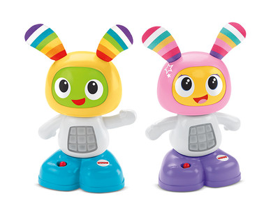 Fisher-Price Bright Beats Bo or Belle, Laugh & Learn Remote or Fidget Cube View 1