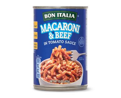 Bon Italia Macaroni and Beef