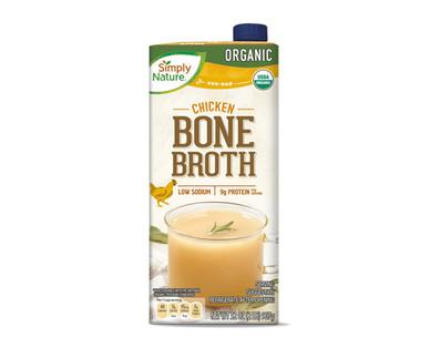 Simply Nature Organic Chicken Bone Broth