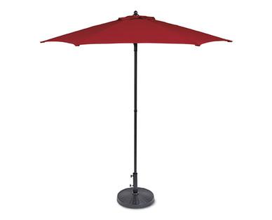 Gardenline 7 5 Foot Umbrella Aldi Us