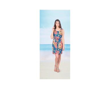 Serra Ladies Beach Dress View 2