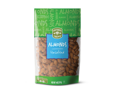 Southern Grove Whole Almonds Unsalted