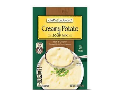 Chef's Cupboard Creamy Potato Soup Mix
