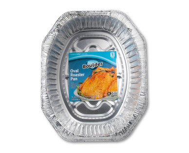 Boulder Oval Roasting Turkey Pan