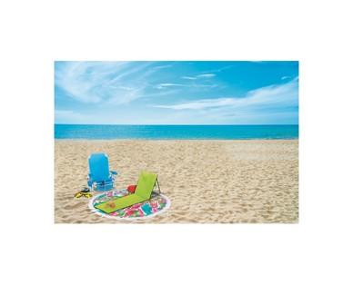 Huntington Home Round Beach Towel View 5