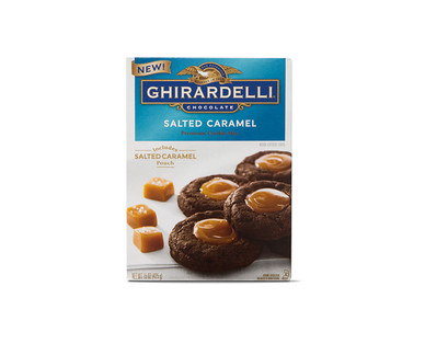 Ghirardelli Salted Caramel Cookie Mix View 1