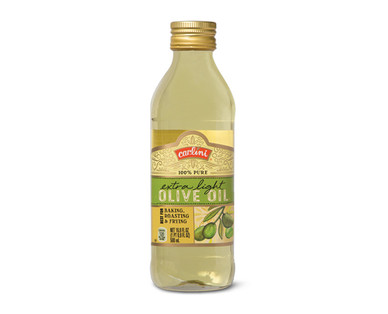 Carlini Extra Light Olive Oil View 1