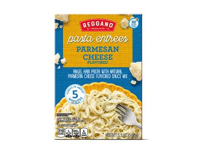 Reggano Pasta Entrees - Parmesan Cheese