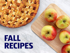 FALL RECIPES. Browse selection.