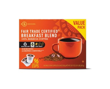 Barissimo Value Pack Breakfast Blend Coffee Cups View 1