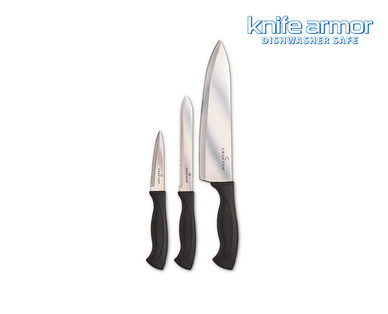 Crofton Knife Armor Cutlery Set View 1