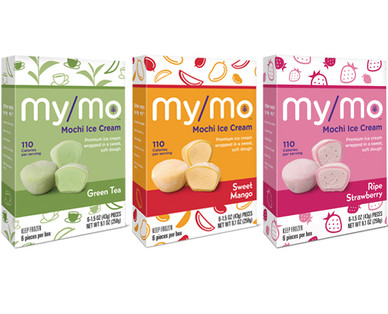 My/Mo Mochi Ice Cream Assorted Varieties