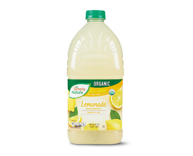 Simply Nature Organic Lemonade