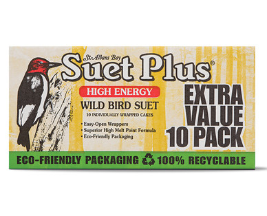 Suet Plus High Energy Suet Cakes
