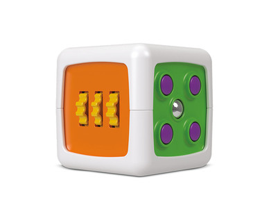 Fisher-Price Bright Beats Bo or Belle, Laugh & Learn Remote or Fidget Cube View 3
