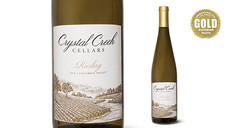 Crystal Creek Cellars Riesling. View Details.