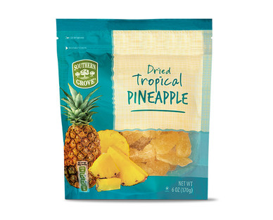 Southern Grove Dried Tropical Pineapple