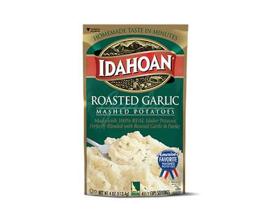Idahoan Garlic Mashed Potatoes