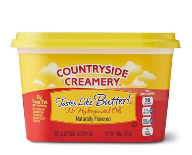 Countryside Creamery Tastes Like Butter