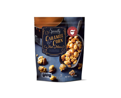 Specially Selected Caramel Corn Nut Mix View 1