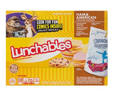 Oscar Mayer Ham Lunchables