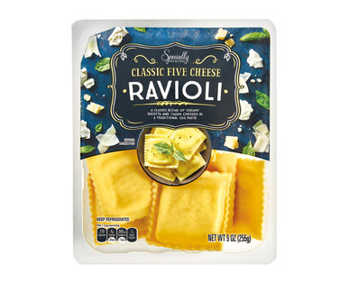 Specially Selected Classic Five Cheese Ravioli