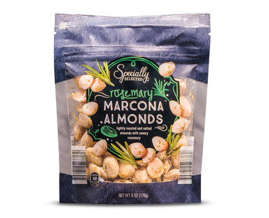 Specially Selected Rosemary Marcona Almonds