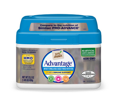 Little Journey Advantage Baby Formula