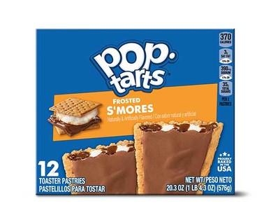 Kellog's Smore's Pop Tarts