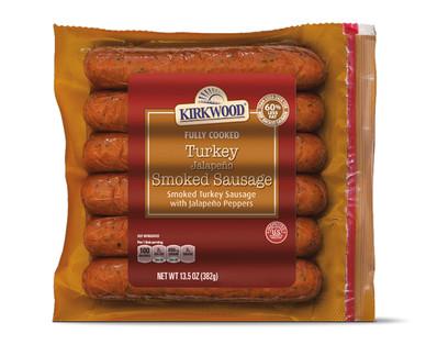 Kirkwood Turkey with Jalapeno Smoked Sausage