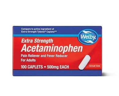 Welby Extra Strength Acetaminophen