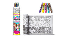 Bendon Coloring and Activities Roll