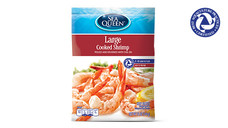 Sea Queen Large Cooked Shrimp