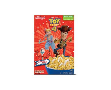 Kellogg's Toy Story 4 Cereal View 1