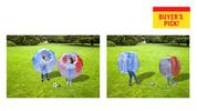 Jilong Soccer Bumper Ball
