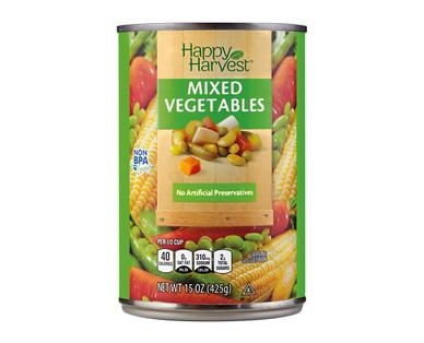 Happy Harvest Mixed Vegetables