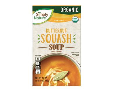 Simply Nature Organic Butternut Squash Soup