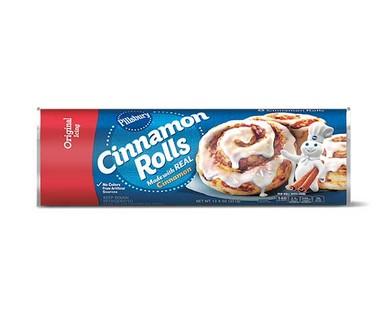 Pillsbury Cinnamon Rolls with Icing