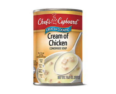 Chef's Cupboard Condensed Cream of Chicken Soup