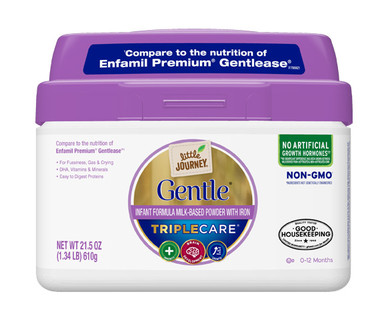 Little Journey Gentle Baby Formula