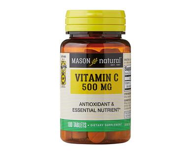 Mason Natural Immune Mix Vitamin C
