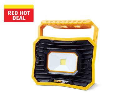 WORKZONE Rechargeable LED Worklight View 2