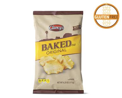 Clancy's Original Baked Potato Crisps